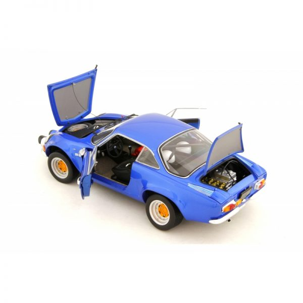 1:18 1973 Renault Alpine A110 - Blue Metallic