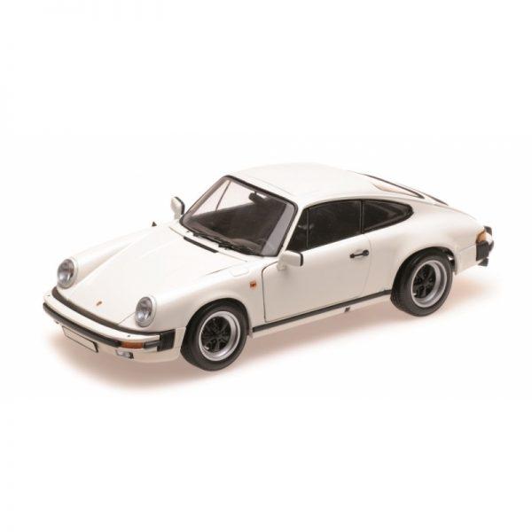 1:18 1983 Porsche 911 Carrera Coupe 3.2 - White