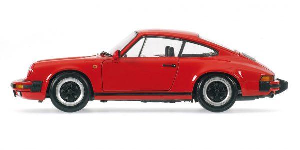 1:18 1983 Porsche 911 Carrera - Red