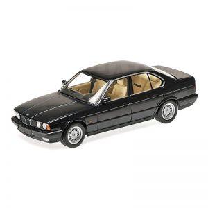 1:18 1988 BMW 535i (E34) - 1988 - Blue Metallic