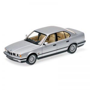 1:18 1988 BMW 535i (E34) - Silver