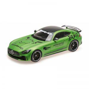 1:18 2017 Mercedes AMG GT-R - RINGTAXI
