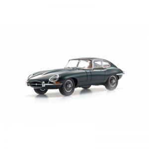1:18 Jaguar E Type - British Racing Green