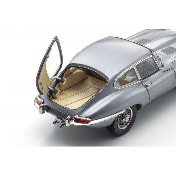 1:18 Jaguar E Type - Opalescent Gunmetal
