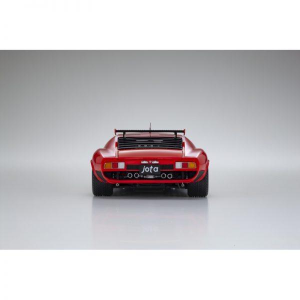 1:18 Lamborghini Miura SVR - Red/Black