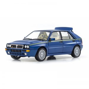 1:18 Lancia Delta HF Integrale Collezione -  Blue Metallic