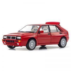 1:18 Lancia Delta Integrale Evolzione II - Red