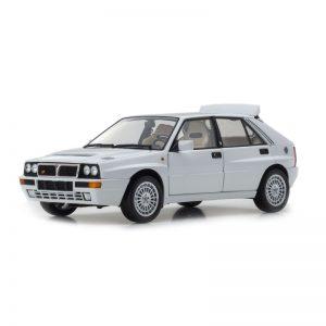 1:18 Lancia Delta Integrale Evolzione II - White