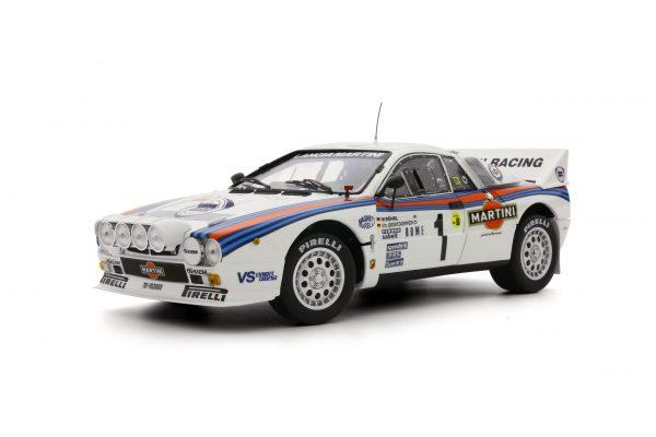 1:18 Lancia Rally 037 #1 - 1983 Monte Carlo Rallye