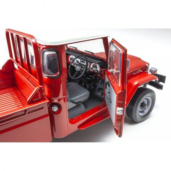 1:18 Land Cruiser 40 Pickup - Red