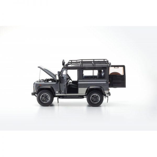 1:18 Land Rover Defender 90 - Dark Grey