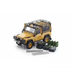 1:18 Land Rover Defender 90 - Yellow
