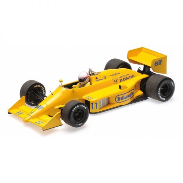 1:18 Lotus Honda 99T - Satoru Nakajima - 1987 Monaco GP