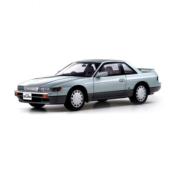 1:18 Nissan Silvia K's (S13) - Lime Green Two Tone