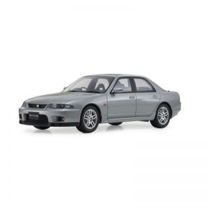 1:18 Nissan Skyline GT-R Autech Version - Silver