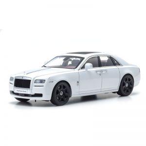 1:18 Rolls-Royce Ghost - Arktic White