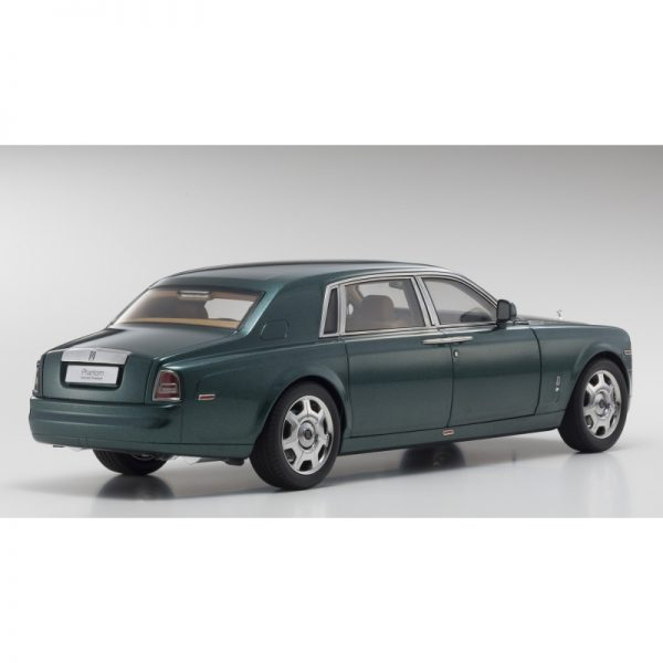 1:18 Rolls-Royce Phantom EWB - Brooklands Green