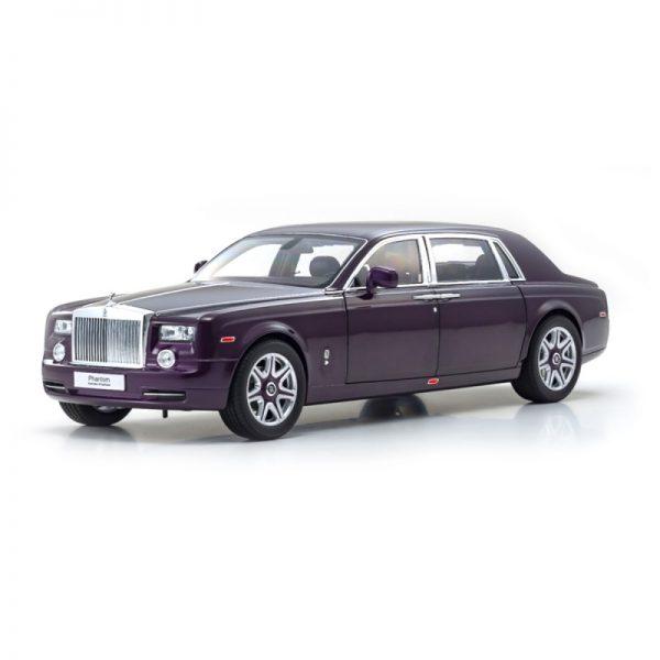 1:18 Rolls-Royce Phantom EWB - Twilight Purple