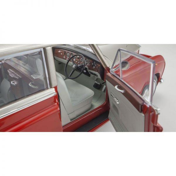 1:18 Rolls Royce Phantom VI  - Red / light beige