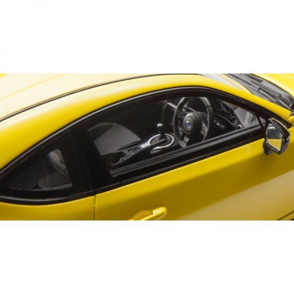 1:18 Subaru BRZ GT - Charlesite Yellow