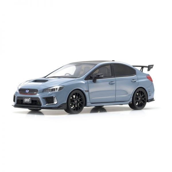 1:18 Subaru S208 NBR Challenge Pack - Grey