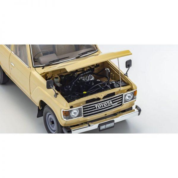 1:18 Toyota Land Cruiser 60 - Beige