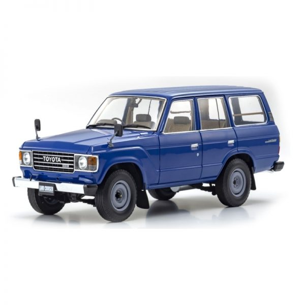 1:18 Toyota Land Cruiser 60 - Blue