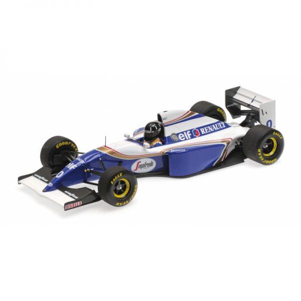 1:18 Williams Renault FW16 - Damon Hill - 1994 Brazilian GP