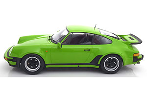 1:12 1977 Porsche 911 Turbo - Light Green