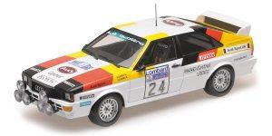 1:18 Audi Quattro - Audi Sport - Demuth/Daniels - Lombard Rac Rally 1982