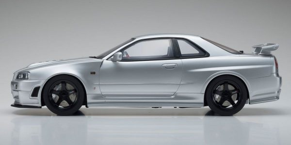 1:12 Nissan Skyline GT-R Nismo Z-Tune - Silver