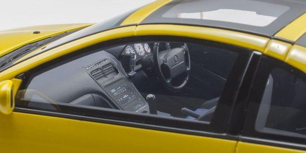1:18 Nissan Fairlady Z - Yellow