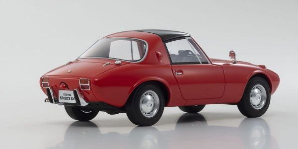 1:18 Toyota Sports 800 - Red