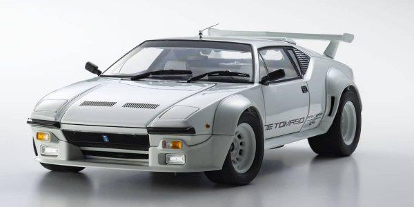 1:18 De Tomaso Pantera GT5 - White