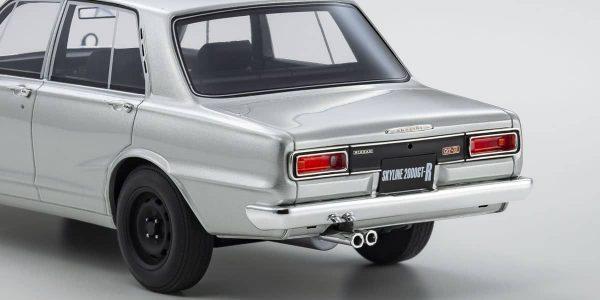 1:18 Nissan Skyline 2000GT-R - Silver
