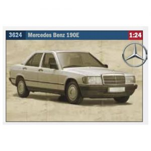 Mercedes Benz 190E Model Kit