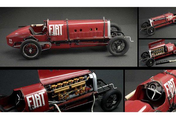 Fiat Mefistofele Model Kit