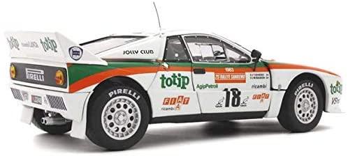 1:18 Lancia Rally 037  #18 - 1983 Sanremo Rallye