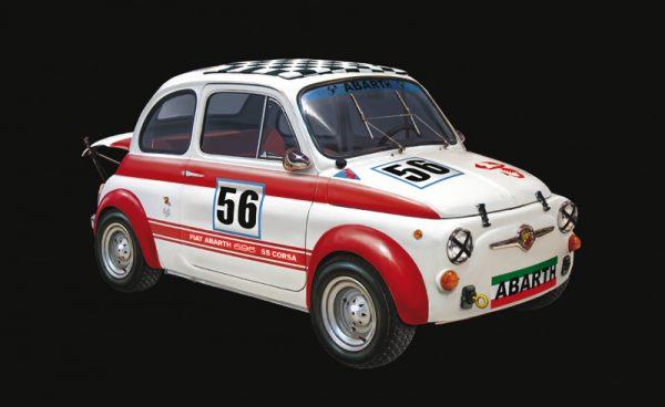 Fiat Abarth 695SS / 695SS A.Corsa Model Kit