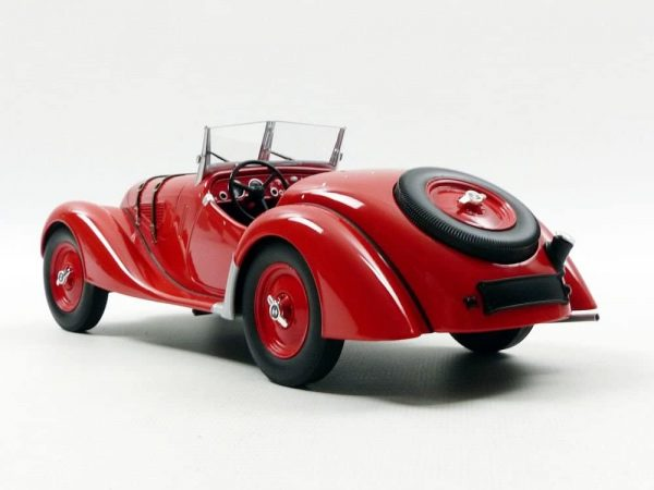 1:18 1936 BMW 328 - Red