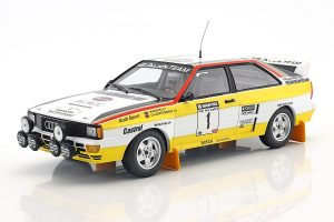 1:18 Audi Quattro A2 - Audi Sport - Sanyo Rally Of New Zealand 1984