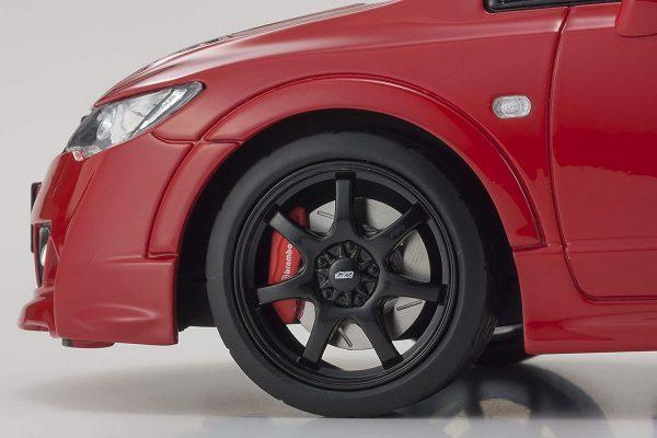 1:18 Honda Civic Mugen RR - Red