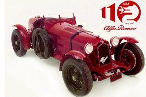 Alfa Romeo 8C/2300 (1931- 1933) 100th Anniversary Kit