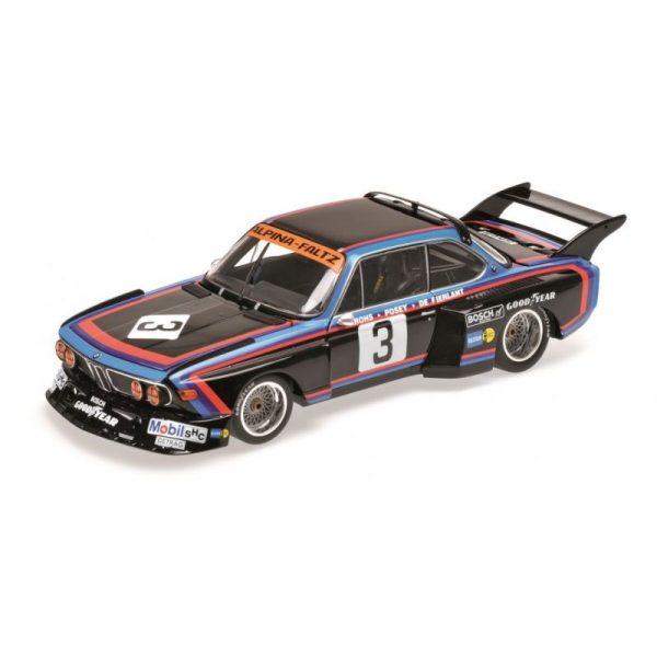 1:18 BMW 3.5 CSL - De Fierlant/Grohs - 6h Silverstone 1976