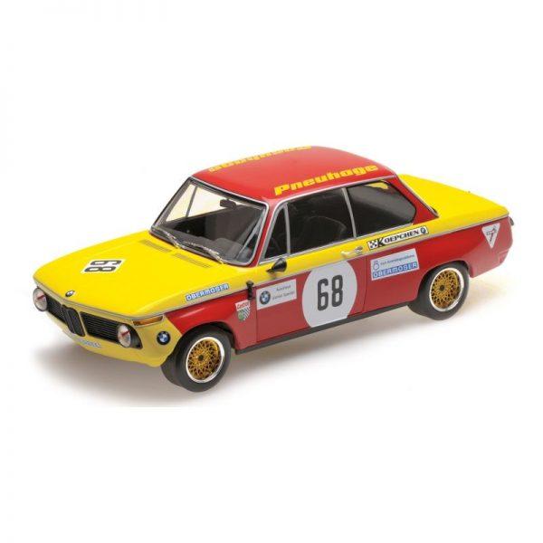 1:18 BMW 2002 - Autohaus Speidel - Preis Der Nationen Hockenheim 1970