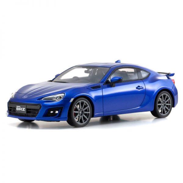 1:18 Subaru BRZ GT - GT WR Blue Pearl