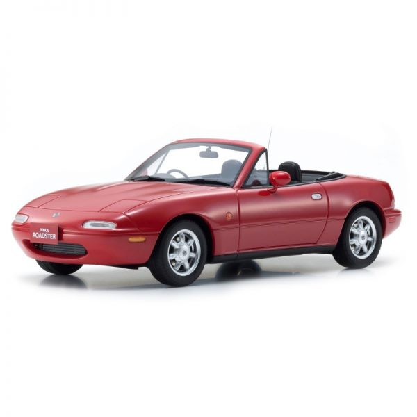1:18 Eunos Roadster - Classic Red