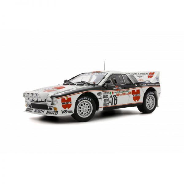1:18 Lancia Rally 037 #16 - 1983 Rally Costa Smeralda