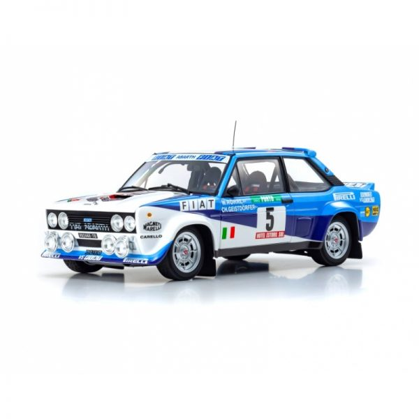 1:18 Fiat 131 Abarth Rally #5 - 1980 Rally Portugal
