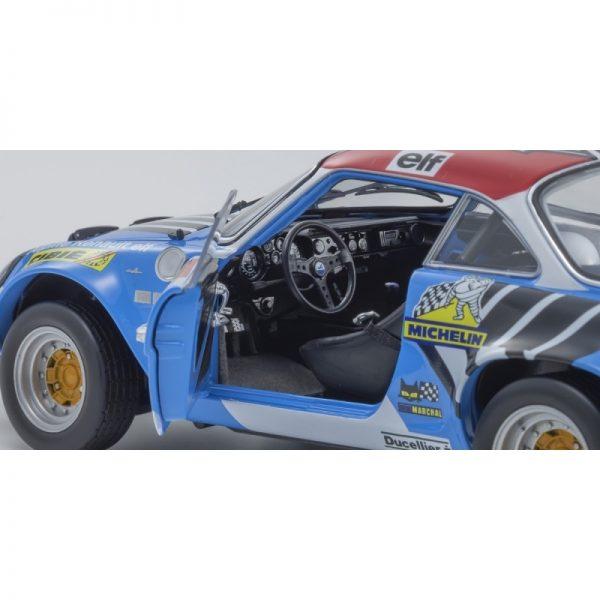 1:18 Renault Alpine A110 1973 Tour de Corse # 1